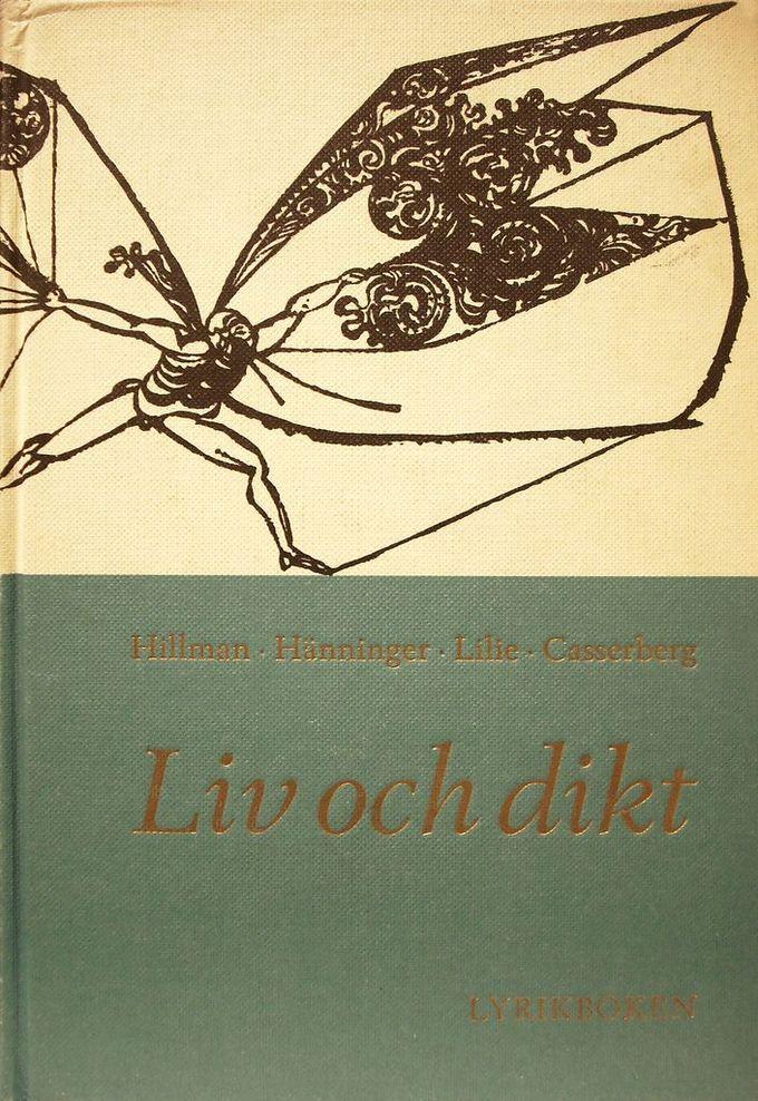 古董书籍封面:1963年,由PerÅhlin封面