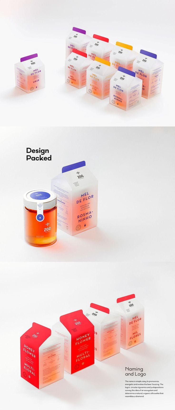 packaging - branding / Zee on Behance