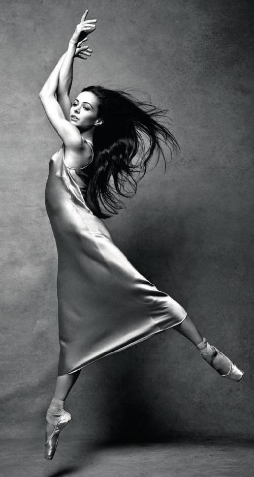 Beauty in motion Diana Vishneva