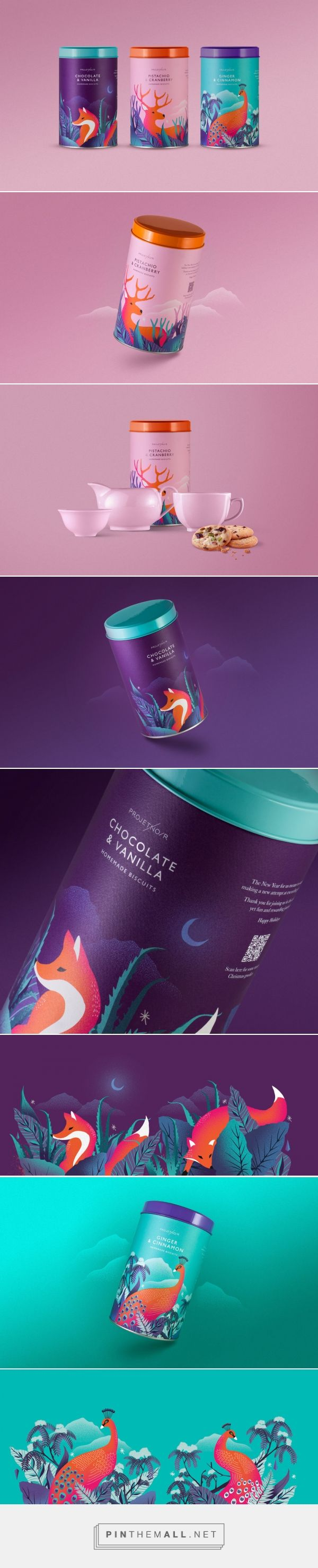 Biscuit Tins   design by Project Noir