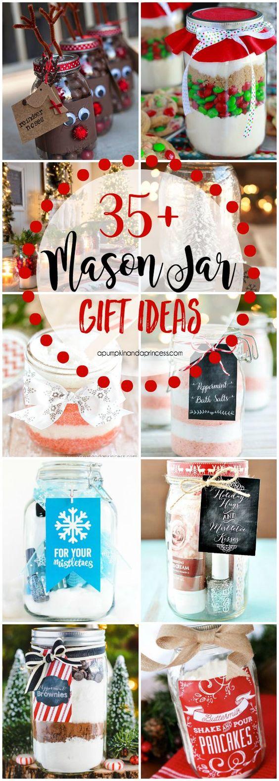 35+创意圣诞梅森罐子礼物几乎是Demeber,现在是时候开始思考圣诞礼物了!我一直喜欢手工制作的礼物。我认为收到礼物有些特别之处,有人花时间把它们放在一起。如果你像我一样,仍然享受梅森罐的趋势,那么这里有一些简单的梅森罐礼物想法,只是在假期的时间!这个职位可能包含会员链接圣诞梅森罐子礼品DIY薄荷梅森罐子蜡烛通过南瓜和公主姜饼糖刷洗通过南瓜和公主自制薄荷糖磨砂膏