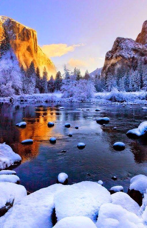 优胜美地国家公园,加利福尼亚