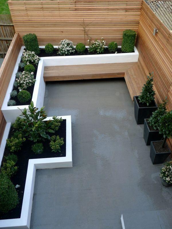 #terraza #jardineras #medida