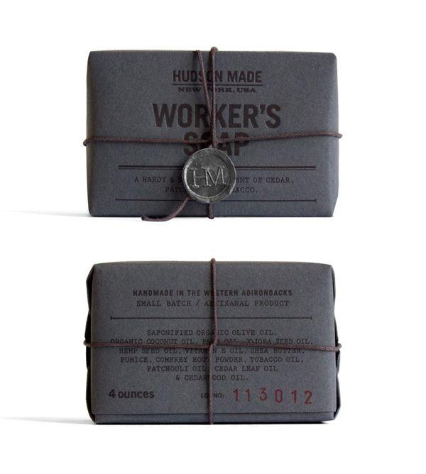 Worker's Soap, Hovard Design.