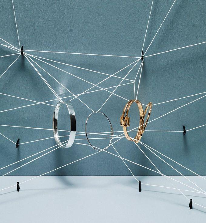 Benoit Pailley - jewellery display. (Morri com esse display!!!)