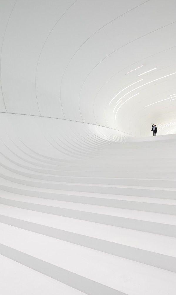 Heydar Aliyev Center | Zaha Hadid