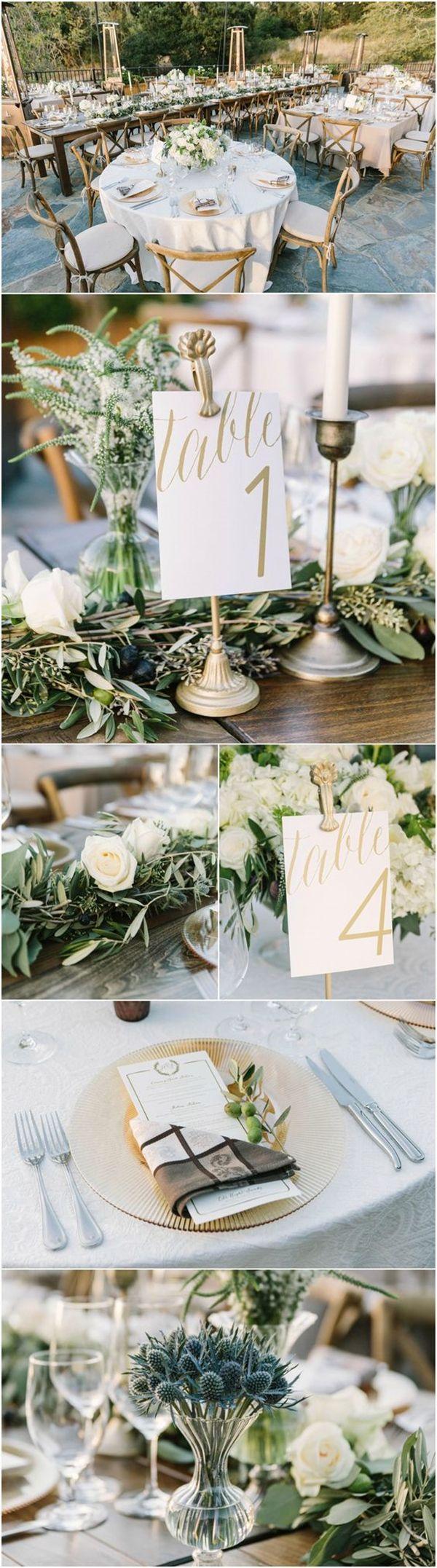 十大鲜花主题婚礼户外仪式»❤️查看更多:http://www.weddinginclude.com/2017/06/flowers-themed-wedding-for-outdoor-ceremony/