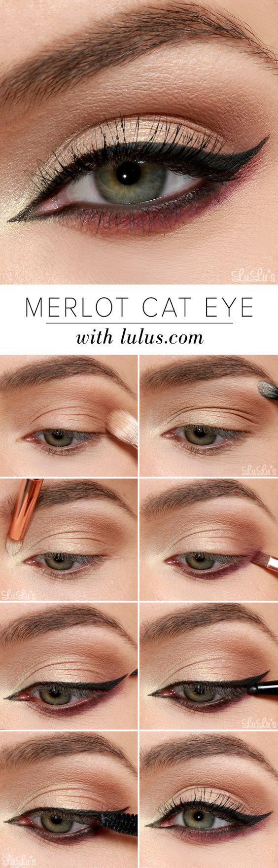 使用我们的美乐猫眼部彩妆教程,添加彩色趣味流行色,让您的有翼猫眼焕然一新!购买我们最喜爱的产品和更多!
