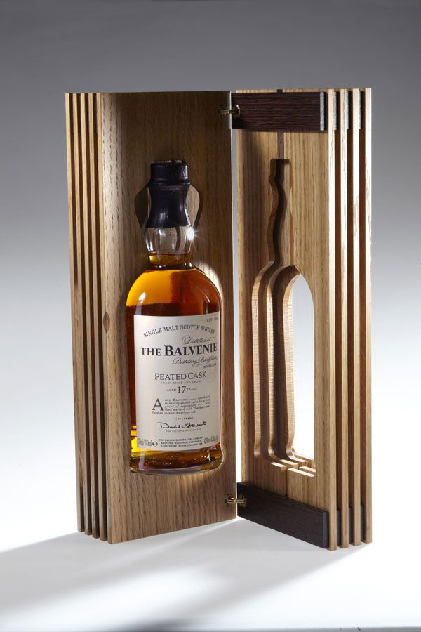 The Balvenie Limited Edition : Peated Cask 17 Years Old