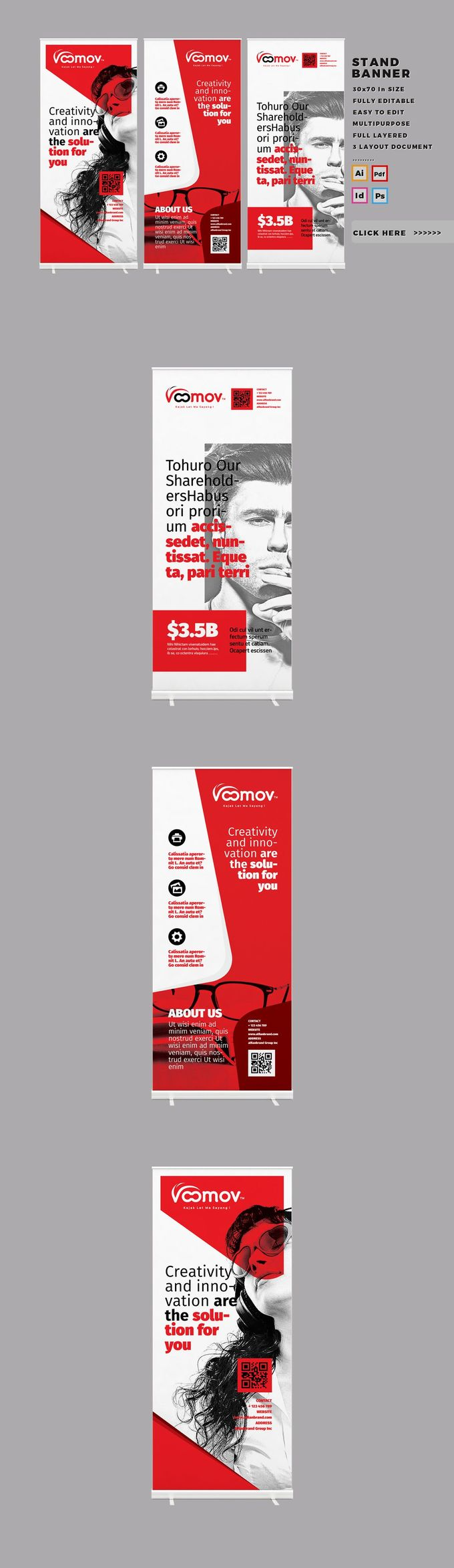 banner,	rollup,	roll-up,	roll-up banner, display,	business,	corporate,	offer, proposal,	flyer,	banner template,	flyer template,	poster,	stand,	advertising, blue,	red,	typoedition,	print template, elegant,	family,	fun,	day,	night,	fair, festival,	fest,	cam…