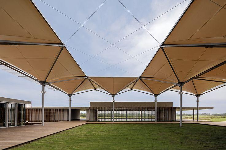 奥林匹克高尔夫俱乐部画廊/ RUA Architects  -  1