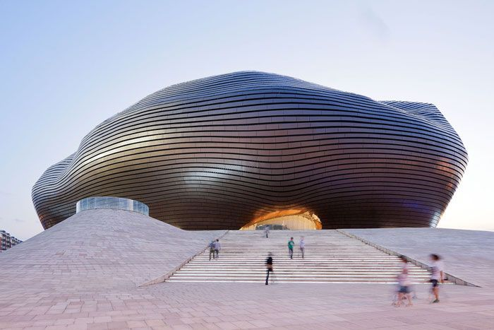 MAD Ordos Museum... Located in Ordos, Inner Mongolia, the Ordos Museum is a crossroads for a community working to interpret its local traditions in a new urban context.