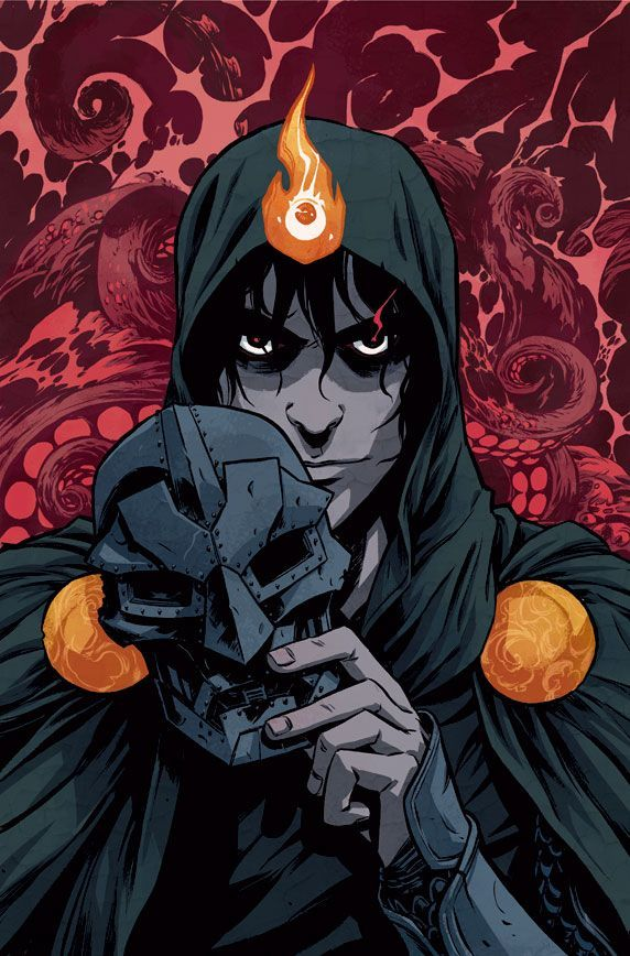Young Victor Von Doom by Becky Cloonan