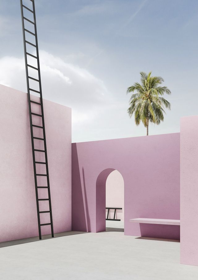 Minimalist Open-Air Architectures By Massimo Colonna – Fubiz Media