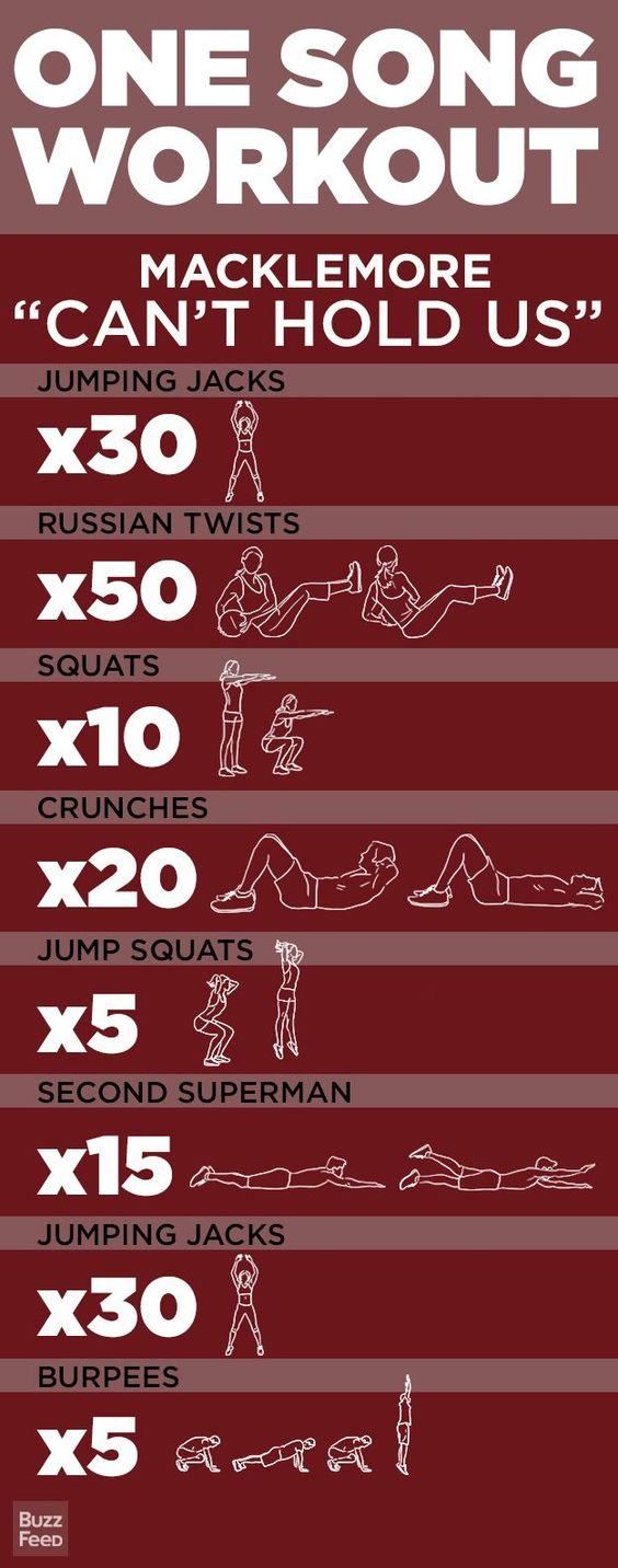 有时你只是没有时间去健身房。