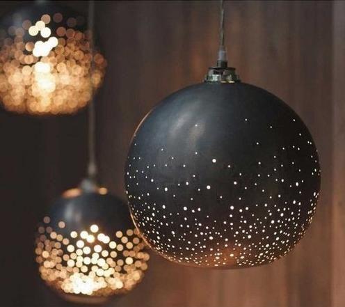 17 DIY照明装饰理念 - 凯莉的Diy博客