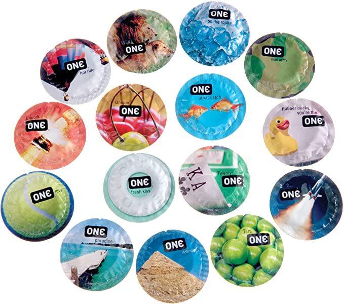 one condoms wrappers Design Showcase: ONE Condoms