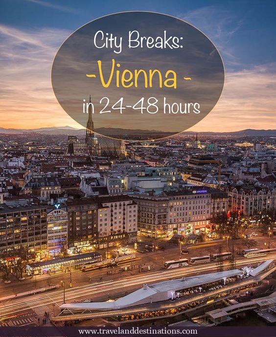 维也纳是奥地利的首都,是一个美丽的城市。充满魅力,优雅丰富的建筑,传统的咖啡馆,令人惊叹的宫殿和其他标志性建筑。维也纳也在一个很棒的位置,几乎在