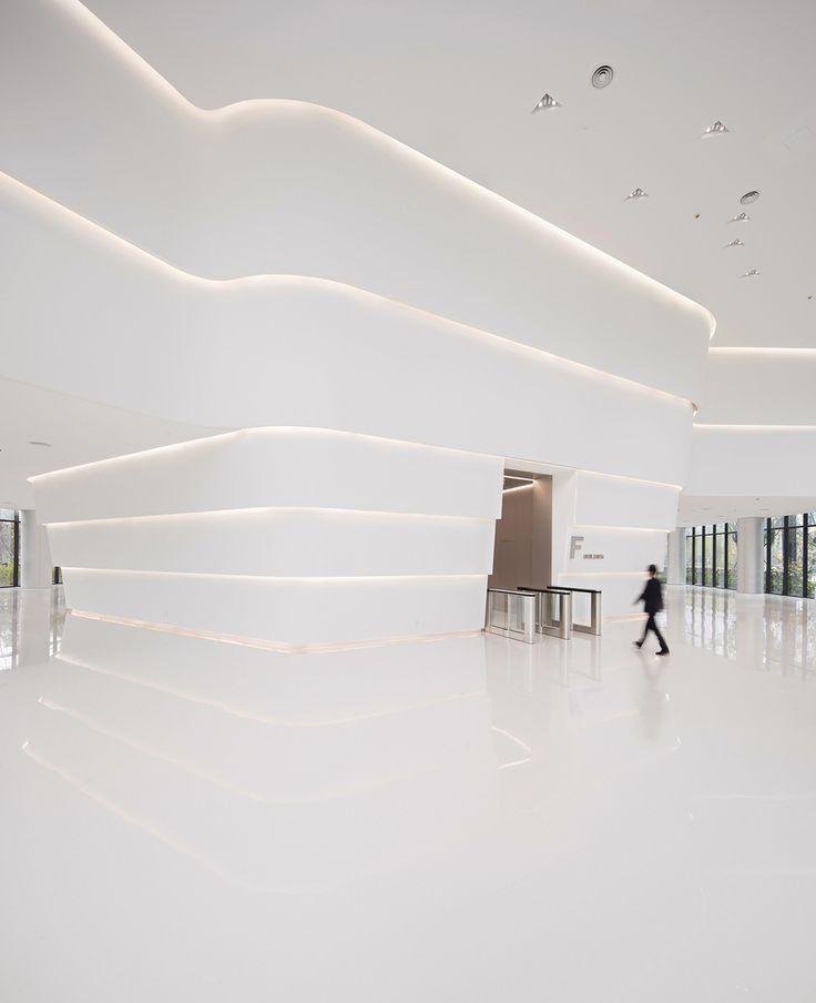 中西部内陆港金融城/幻觉设计办公室画廊 -  14