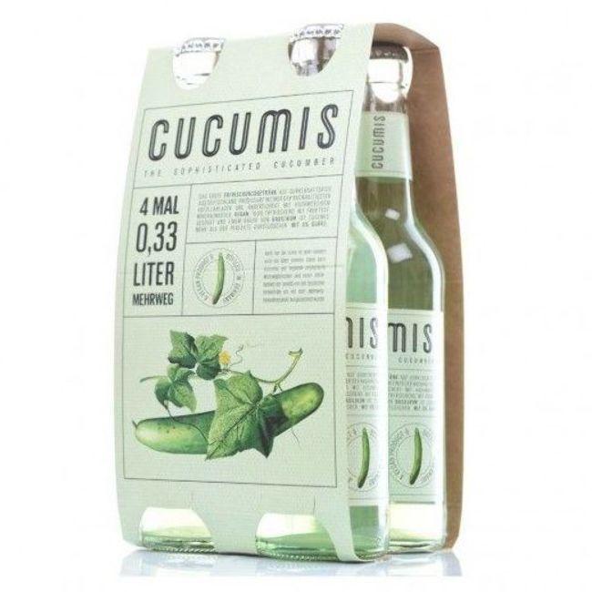 Cucumis - Durstlöscher aus Gurkensaft