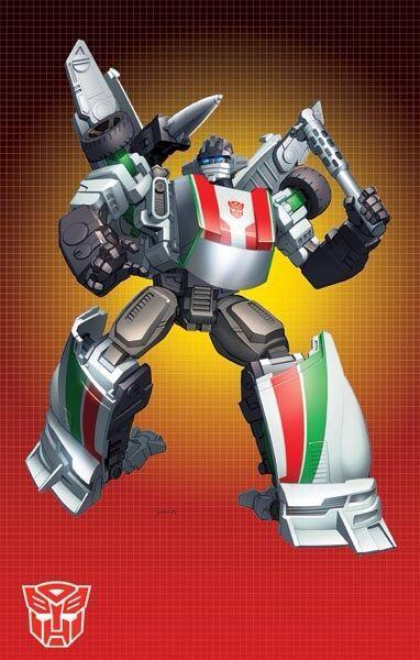 Transformers - Wheeljack by Dan-the-artguy.deviantart.com on @deviantART