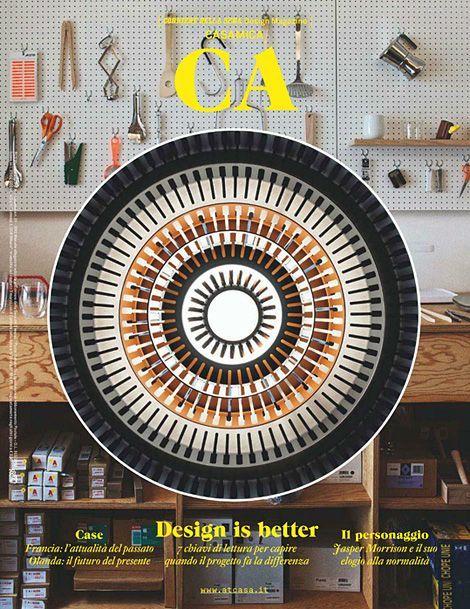 Casamica design magazine.