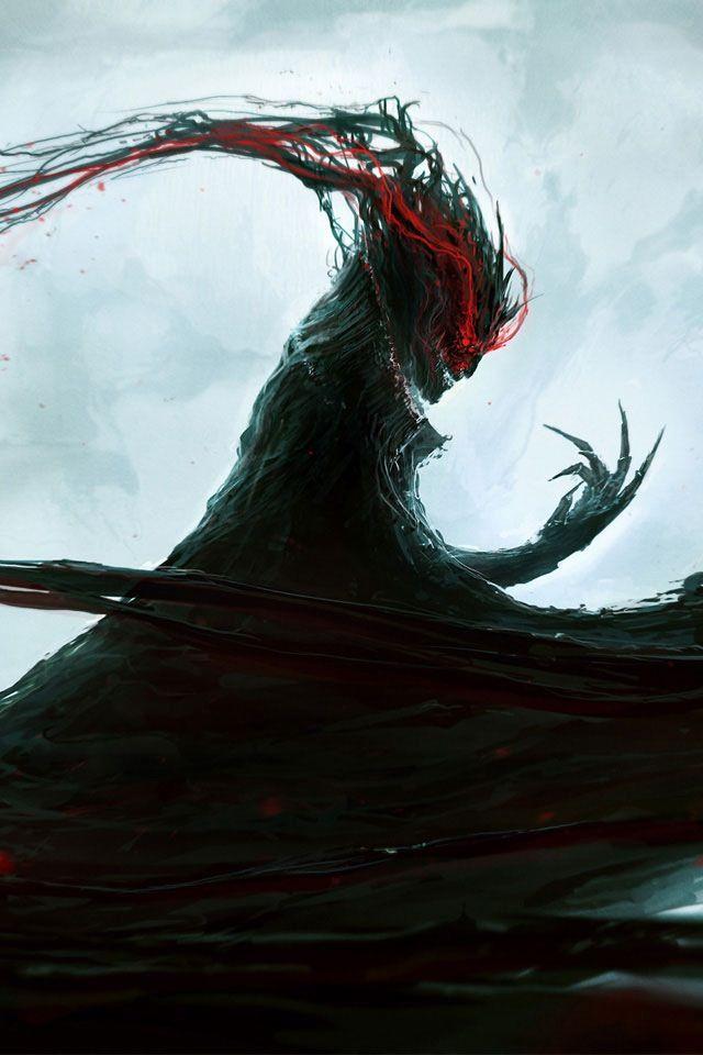Makarath. Senhor da morte e do sofrimento. Criado a partir da queda de Dahaa e principal ajudador da Rainha.
