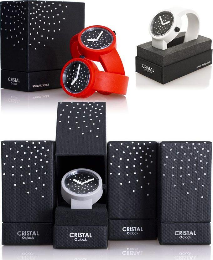 水晶O钟表包装PD