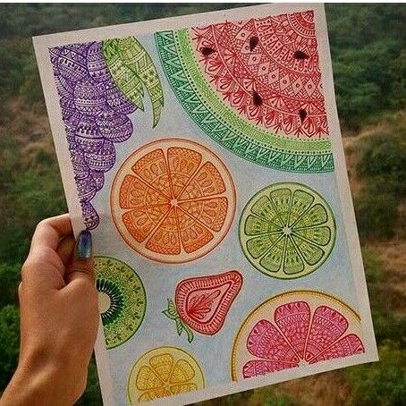 #wow #fruity #cool♡♡♡