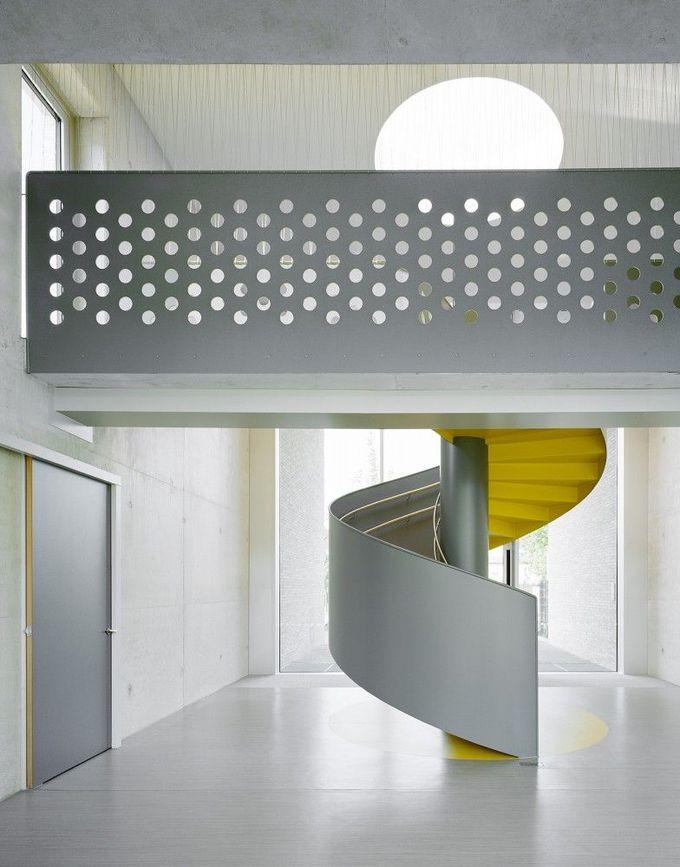 """幼儿园和日托中心""""Kunterbunt""""/ Ecker Architects"""
