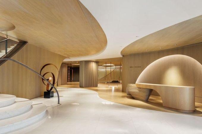 香港PAL Design的Visionary Clubhouse