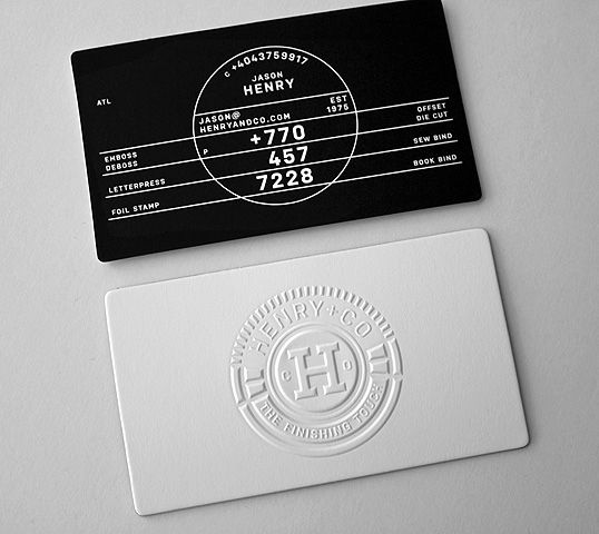 Ferreira Design Company | #Business #Card #letterpress #creative #paper #bizcard #businesscard #corporate #design #visitenkarte #corporatedesign < repinned by www.BlickeDeeler.de | Have a look on www.LogoGestaltung-Hamburg.de
