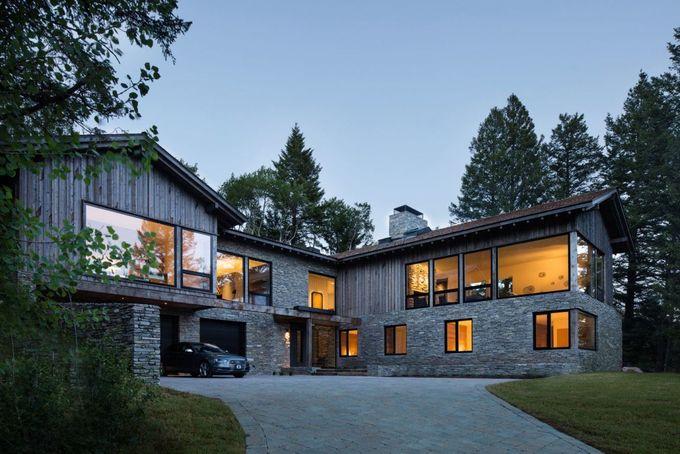 壮观的度假屋旨在容纳一个大家庭