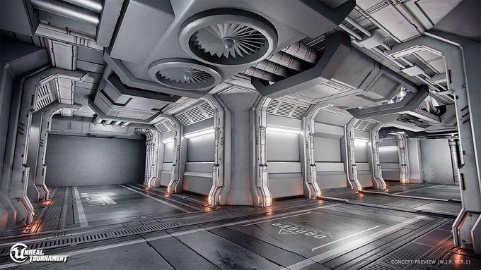 Concept Art Sci-fi theme