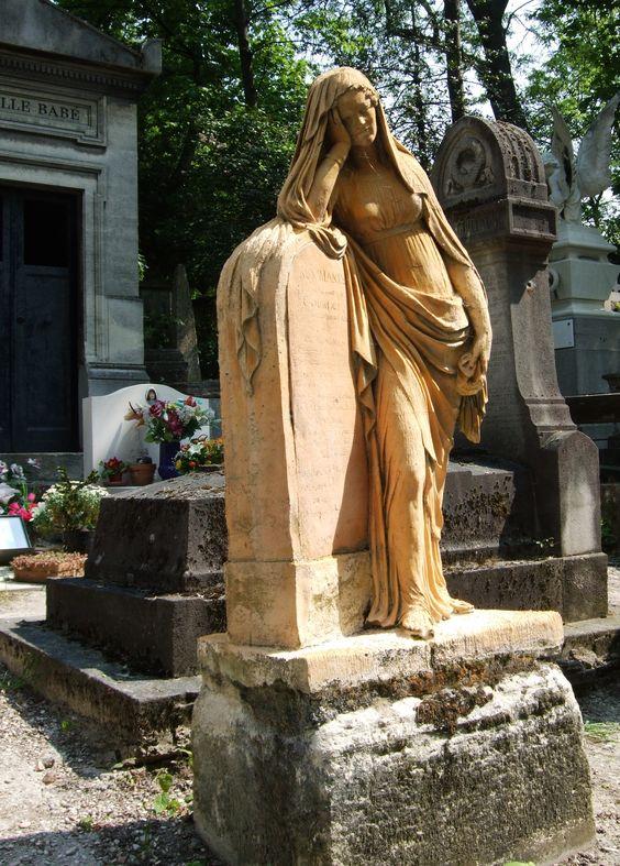 Pere-Lachaise墓地