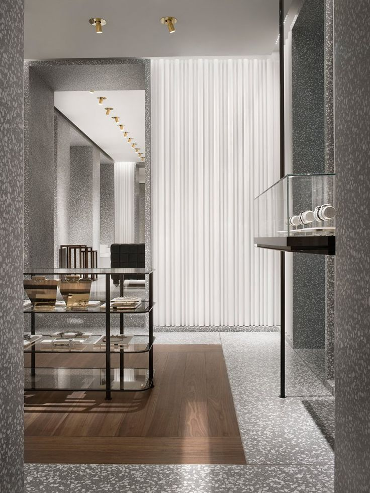 Valentino Concept Store - David Chipperfield Architects