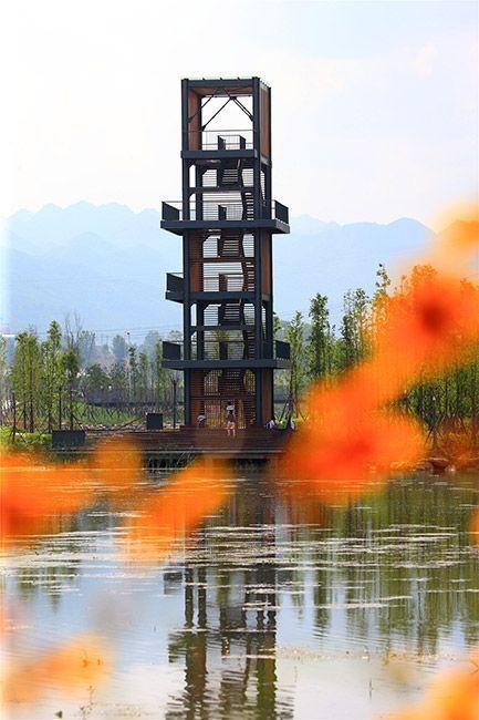 明湖湿地公园由Turenscape 05«景观建筑工程| Landezine