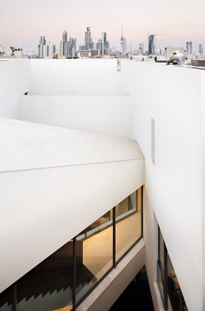 AGi Architects的秘密之家