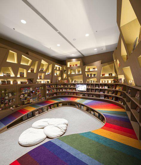 Saraiva书店,里约热内卢,2013年 - 工作室亚瑟卡萨斯