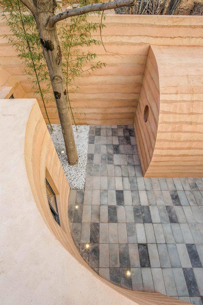 黄土高原洞穴之家画廊/ hyperSity Architects  -  16