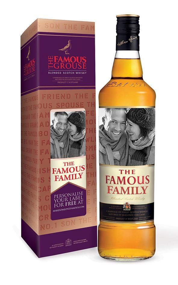 Maxxium UK focuses on personalisation to promote Famous Grouse whisky PD