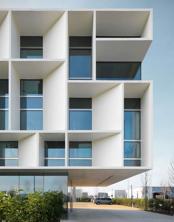 Piuarch - Faenza (RA) - Bentini Headquarters