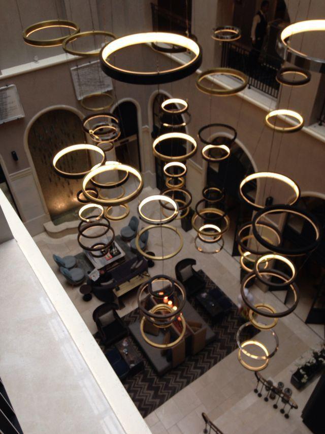 在酒店大堂家具室内设计项目工作?在luxxu.net上找到最好的家具灵感