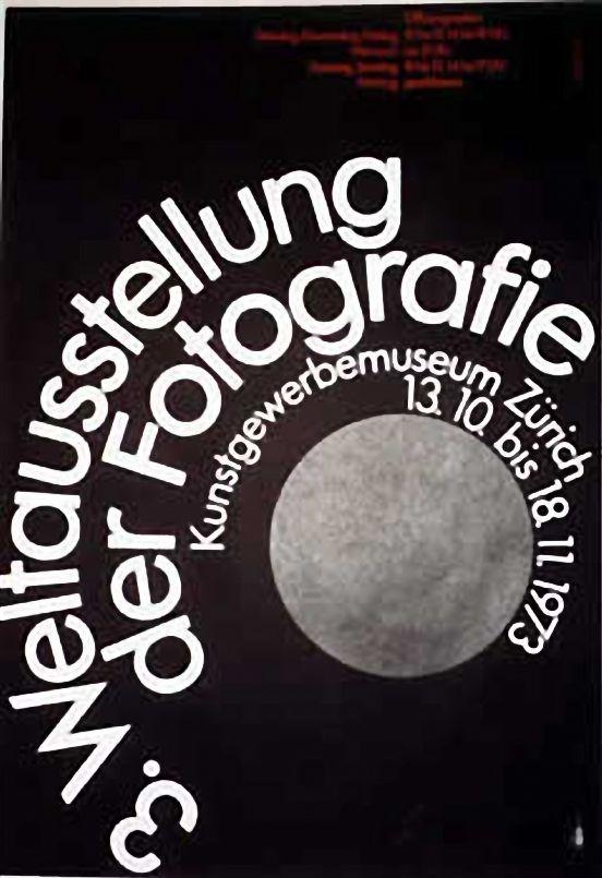 Hamburger, Jorg  3. Weltausstellung Der Fotografie, 1973