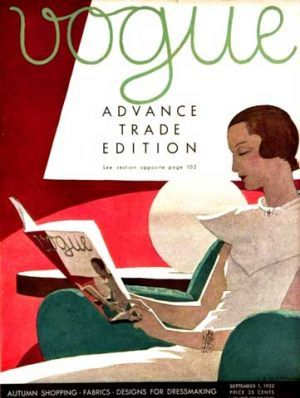 Know your fashion history: Vintage Vogue magazine covers