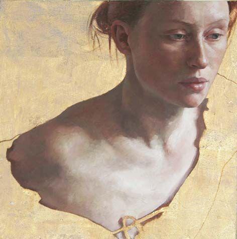"""詹妮弗安德森""""有两种思想可以告诉我做出的艺术选择:1.视觉美学;决定abo ..."""