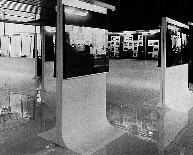 Olivetti exhibit