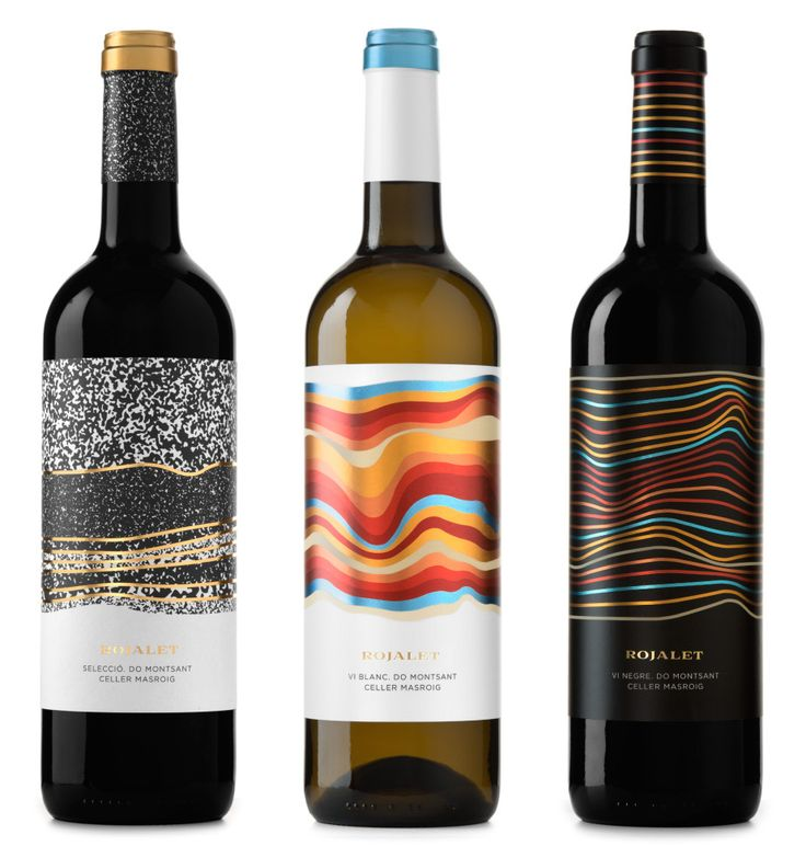 4 packaging design trends to watch in 2015: Rojalet Label : Brandfolder.com