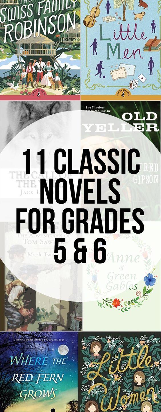 这篇文章可能包含会员链接,你可以在这里阅读我的会员披露。让我们通过查看5年级和6年级的一些伟大的小说继续我们的孩子经典名单。如果你错过了,你可以看看其他列表:幼儿园经典小说(4-6岁)经典小说1和2年级经典小说3年级...