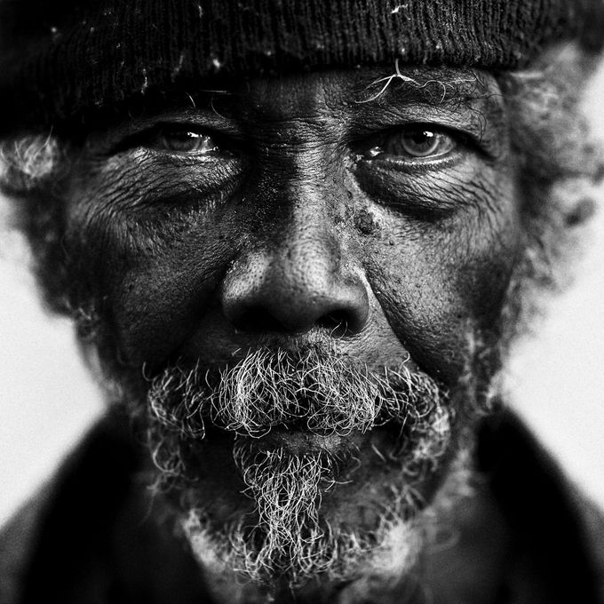 Lee Jeffries Photography